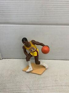 Magic Johnson basketball figure