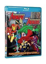 The Avengers: Earth's Mightiest Heroes Season 2 [Blu-ray] Free Shipping