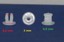 20 x spreizmutter Clip plastique pour BMW 02 e21 e12 e28 e24 e23 e3