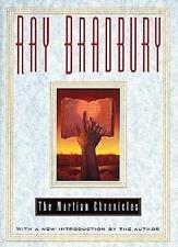 The Martian Chronicles 9780380973835 by Ray Bradbury Hardback