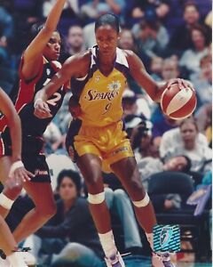 WNBA LOGO LICENSED 8X10 PHOTOGRAPHS + LOTS OF STARS + * YOU PICK YOUR PHOTOS *