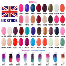 Elite99 UK STOCK Color Gel Polish Top Base Coat Varnish Lacquer Manicure 10ml