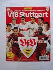 VFB Stuttgart ,Stickeralbum ,Saison 2010/11   ,Panini