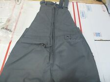 ARCTIX INSULATED BIB OVERALLS YOUTH SMALL CHARCOAL GRAY NEW OTHER FAST SHIPPING