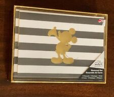 New listing Disney Mickey Mouse Notecard Set