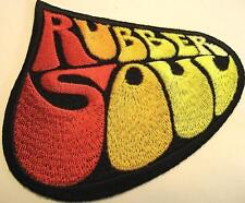BEATLES AUFBÜGLER / EMBROIDERY PATCH # 20 RUBBER SOUL