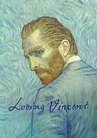 LOVING VINCENT Movie PHOTO Print POSTER Film Art Vincent van Gogh Anitmation 001