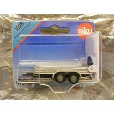 SIKU 1028 Twin Axle Traffic Control Trailer
