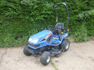 ISEKI TXG 23 Compact Tractor 23 HP Diesel / Ride on Lawn Mower