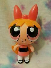 "Powerpuff Girls - ""Blossom"" Figure Vinyl Doll Toy - 1999/2000 Cartoon Network"