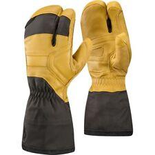 NEW! Black Diamond Guide Finger Ski Snowboard Men's Gloves Color Natural Small
