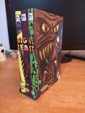 Night beast Troma Cofanetto hartbox Numerata 111 pezzi