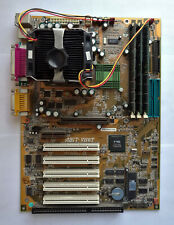 Abit VH6T Mobo with Tua Pentium III-S 1.26GHz SL6BX CPU and 1.5GB RAM - Test OK!