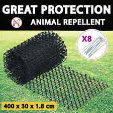 vidaXL Animal Repellent 400x30cm PP Cat Pet Control Deterrent Mat Sheet Rug
