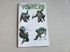 Teenage Mutant Ninja Turtles #1 Planet Awesome Variant IDW TMNT