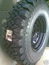 265 75 16 INSA TRACTION TRACK x 4 TYRES ONLY DELIVERED