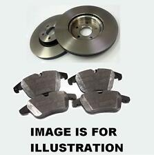 BMW E36 316 318 320 323 325 328 FRONT BRAKE DISCS AND PADS NEW QUALITY SPARES