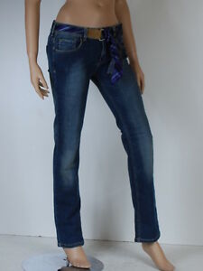 jeans slim femme STREET ONE tyra  taille W 27 ( T 36 )