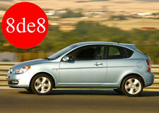Hyundai Accent (2006) - Workshop Manual on CD