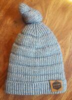RYOMI Baby/Toddler Warm Winter Fleece Knit Beanie Hat Gray Cap Seikatu Grey