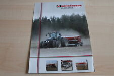 128137) Kongskilde Flexi Drill Prospekt 10/2007