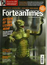 November ForteanTimes Paranormal & Supernatural Magazines