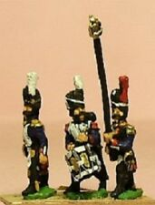 Essex Miniatures 15mm Napoleonic French Guard Infantry Command Old Middle Young