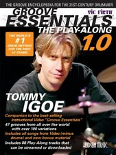 Groove Essentials - The Play-Along 1.0, Drum Workbook and Cd included