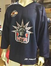 Vintage ~ Pro Player New York Rangers Practice Jersey - NWT (Large)