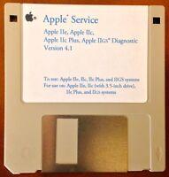 "Apple II Service Diagnostic Diskette v4.1 / 3.5"" Diskette"