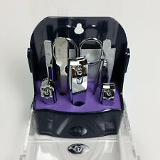 777 Three Seven Nail Clipper Trimmer Set  Pedicure Kit Manicure Set