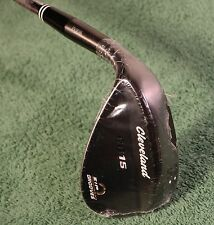 NEW LH Cleveland CG15 52* 2-Dot 10* Bounce Black Pearl Non-Conforming Wedge