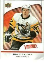 SIDNEY CROSBY 2019-20 Upper Deck Victory PROMO #VS-23 Pittsburgh Penguins