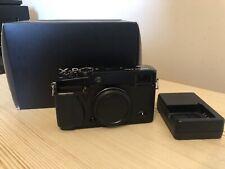 "Fujifilm X Pro1 16.3MP Digital Camera - Black ""Very Good Condition"" !!!"