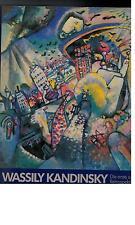 Wassily Kandinsky - Die erste sowjetische Retrospektive - 1989