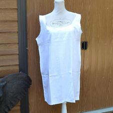 Ancienne chemise longue combinaison brodée taille 44 vintage zaza2cats