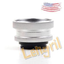 US Pixco Camera Adapter Ring For Kodak Cine Ektar S Mount Lens to C Mount Camera