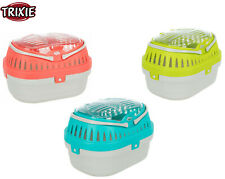 More details for trixie pico transport box extra small animal carrier pet mice dwarf hamster