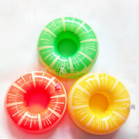 Cute Mini Fruit Floating Inflatable Drink Holder Swimming Pool Beach Party  JC