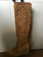 9a67efa4732 Michael Kors Suede Knee-High Boots for Women