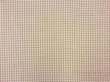 Linen Check/Plaid Upholstery Craft Fabrics