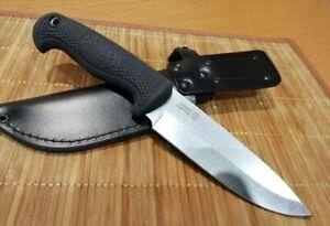 Russian Universal Survival Fishing Hunting knife NAVAGA Super Steel AUS8 Kizlyar