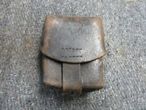 SPANISH CIVIL WAR MAUSER AMMO POUCH-ORIGINAL