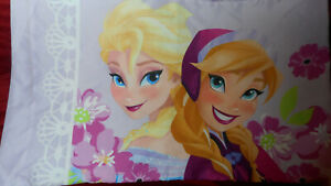 1 DISNEY FROZENILLOW CASE/ELSA and ANNAMULTI COLOR/POLYESTER