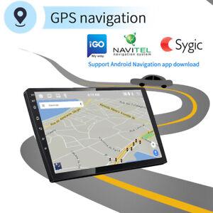 "10.1"" Android 10.0 2 Din Car Stereo Radio Player GPS Navi Wifi Bluetooth 1+32GB"