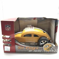 Gracelyn Car Official NFL Re Plays Racers PACKERS Engine Sound Yellow NIB