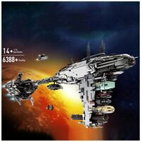Lego MegaBloks ☆COMPATIBIL100% Star Wars☆ 6388+pz ► THE NEBULON FRIGATE MEDICA ◄