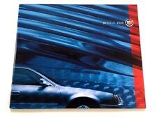 2000 Cadillac DeVille 48-page Original Sales Brochure Catalog Book - DHS DTS