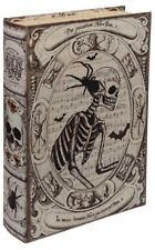 ALL HALLOWS MEDICINE SHOW STORAGE BOX, THAT LOOKS LIKE A BOOK! A GREAT GIFT!