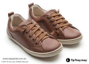 NEW Tip Toey Joey Junior Shoes - GRAO *30% SALE*